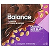 Balance Bar, Nutrition Bar, Caramel Nut Blast, 6 Bars, 1.76 oz (50 g) Each