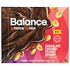 Balance Bar, 栄養補給バー、チョコレートキャラメルピーナッツソフトキャンディー、6本、各44g