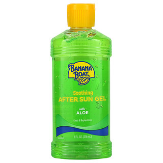 Banana Boat, Soothing After Sun Gel with Aloe, 8 fl oz (236 ml)