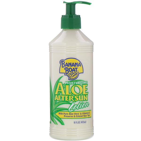 Moisturizing Aloe After Sun Lotion, 16 fl oz (473 ml)