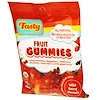 Tasty Brand, Fruit Gummies, Wild Berry Flavors, 2.75 oz (78 g) (Discontinued Item)
