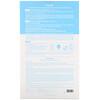 Biorace, Milky Peel Mask, Epidermal Care, 5 Sheets, 35 ml Each