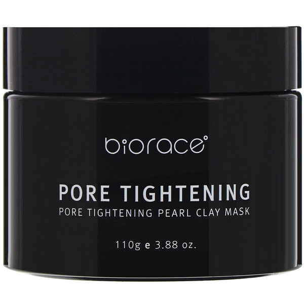 Pore Tightening, Pearl Clay Mask, 3.88 oz (110 g)