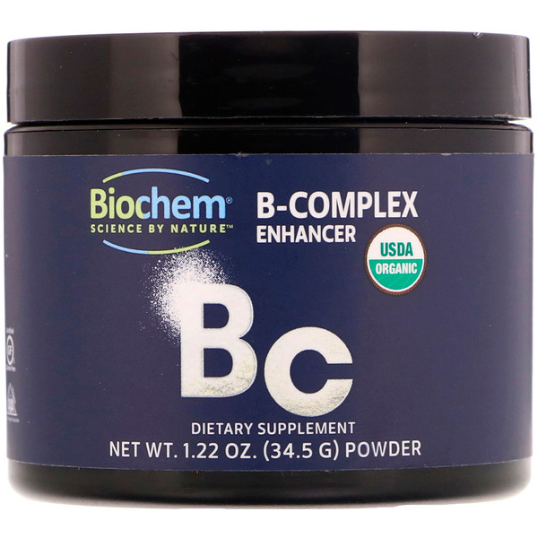 Biochem, B-Complex Enhancer, 1.22 oz (34.5 g)