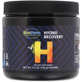 Biochem, Hydro Recovery, Coconut Flavor, 5.2 oz (148 g)