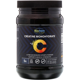 Biochem, Creatine Monohydrate, 17.6 oz (500 g)