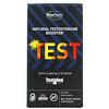Biochem, TEST, Natural Testosterone Booster, 60 Vegetarian Capsules