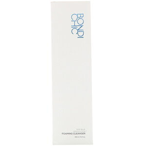 Bondi Chic, True Blue, Depollution, Foaming Cleanser, 5.1 fl oz (150 ml)