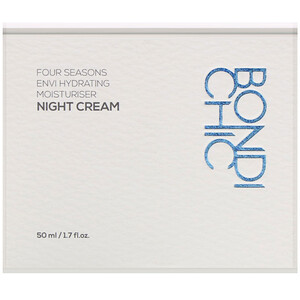 Bondi Chic, Four Seasons, Envi Hydrating Moisturiser, Night Cream, 1.7 fl oz (50 ml)