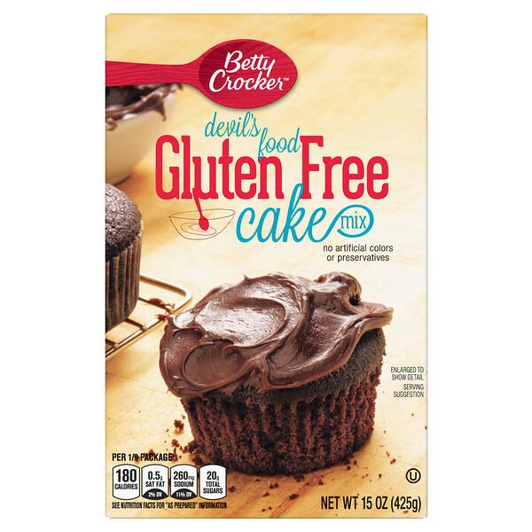 Devil's Food 蛋糕粉,无麸质,15 盎司(425 克)