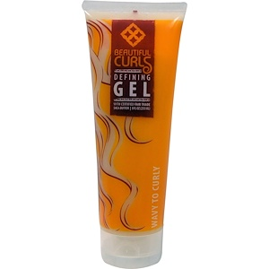 Алаффия, Beautiful Curls, Defining Gel, Wavy To Curly, 8 fl oz (235 ml) отзывы покупателей