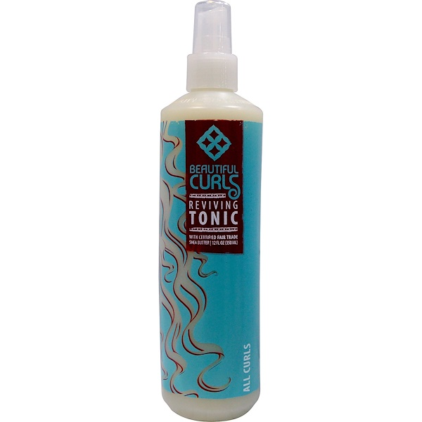Beautiful Curls, Reviving Tonic, All Curls, 12 fl oz (350 ml)
