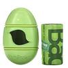 Beco Pets, Beco Pocket, The Eco-Friendly Bag Dispenser, Green, 1 Beco Pocket, 15 Bags