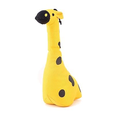 Экологичная плюшевая игрушка, для собаки, жираф Джордж, 1 игрушка