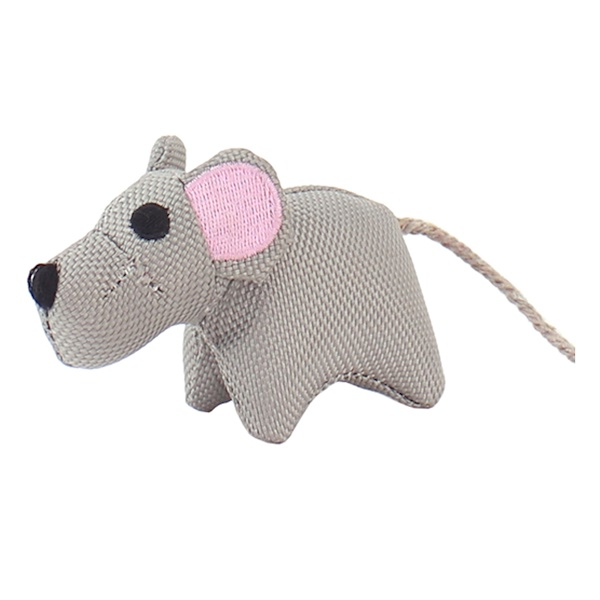 Beco Pets, Eco-Friendly Cat Toy, Millie The Mouse, 1 Toy (Discontinued Item)