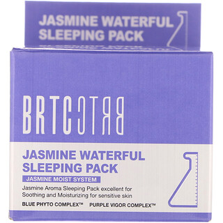 BRTC, Jasmine Waterful Sleeping Pack, 50 ml