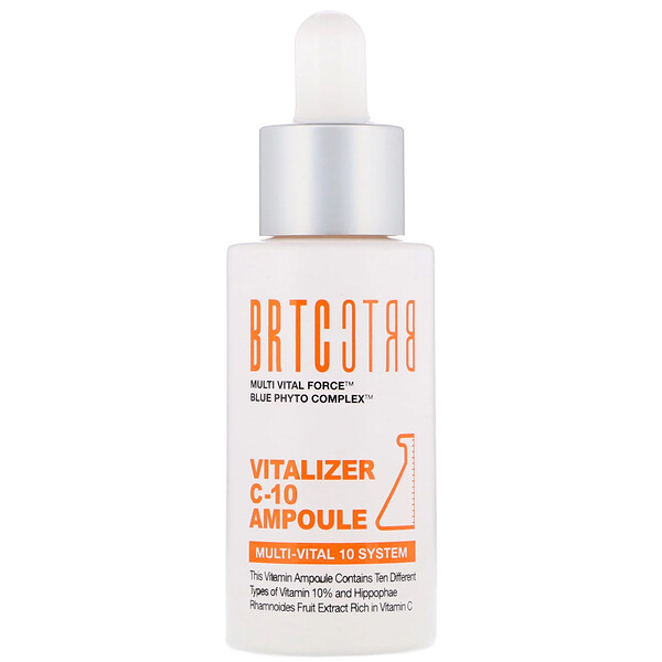 BRTC, Vitalizer C-10 Ampoule, 30 ml