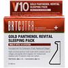 BRTC, Gold Panthenol Revital Sleeping Pack, 100 ml