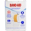 Band Aid, Adhesive Bandages, Water Block, Clear, 30 Assorted Sizes