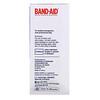 Band Aid, Adhesive Bandages, Flexible Fabric, 100 Assorted Sizes
