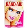 Band Aid, Adhesive Bandages, Barbie, 20 Assorted Sizes