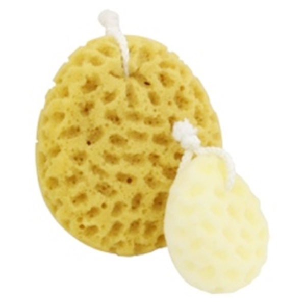 Body Benefits, By Body Image, Face and Body Faux Sea Sponges, 2 Sponges