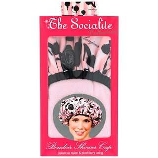 Betty Dain Creations, LLC, The Socialite Collection, Boudoir Shower Cap, 1 Shower Cap