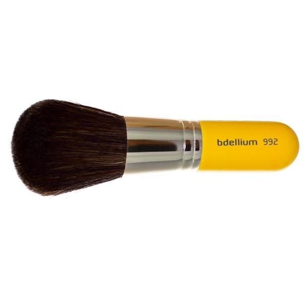 Bdellium Tools, Studio/Travel Line, Face 992, Bronzer, 1 Brush (Discontinued Item)
