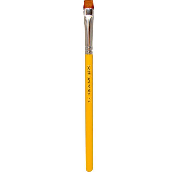 Bdellium Tools, スタジオライン、アイズ714、フラットアイ・ディファイナー・ブラシ1本