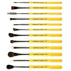 Bdellium Tools, Studio系列、 眼刷套裝和化妝包,12件裝