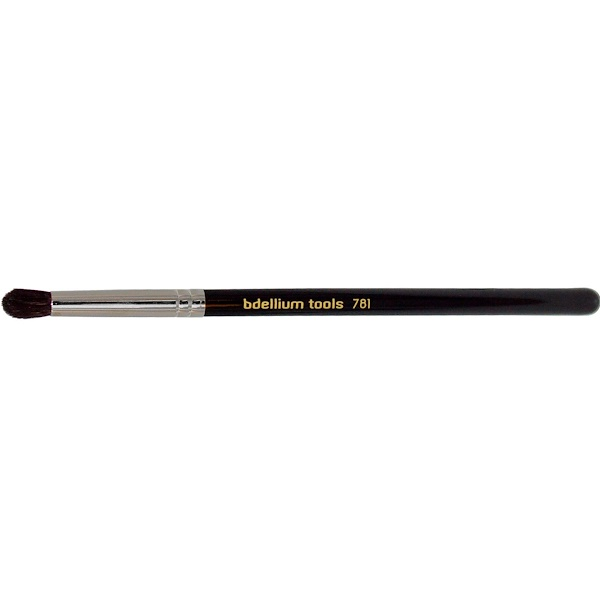 Bdellium Tools, Maestro Series, Eyes 781, 1 Crease Brush (Discontinued Item)