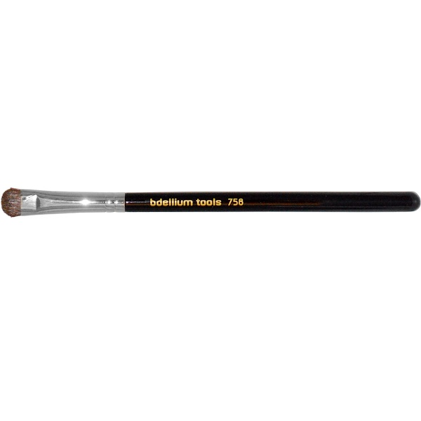 Bdellium Tools, Maestro Series, Eyes 758, Large Smudge, 1 Brush (Discontinued Item)