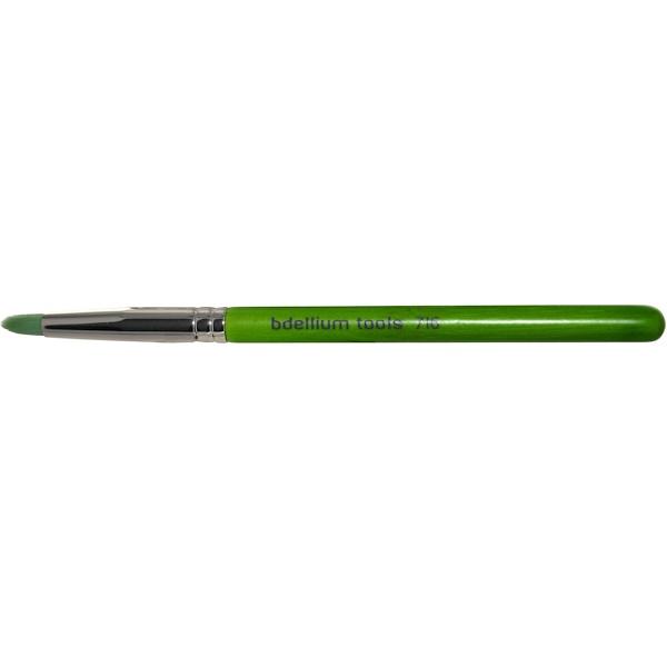 Bdellium Tools, Green Bambu Series, Eyes 716, Smoky Eyeliner, 1 Brush (Discontinued Item)