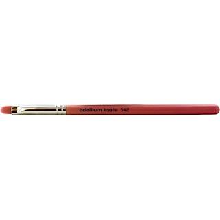 Bdellium Tools, ピンクバンブー・シリーズ、リップ542、1ボールドリップブラシ