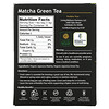 Buddha Teas, Organic Herbal Tea, Matcha Green, 18 Tea Bags, 0.95 oz (27 g)