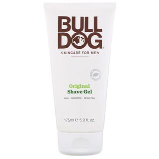 Bulldog Skincare For Men, Original Shave Gel, 5.9 fl oz (175 ml)