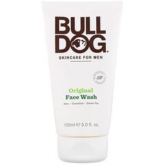 Bulldog Skincare For Men, 原裝潔面露,5液量盎司(150毫升)
