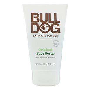 Булдог Скинкер фо Мэн, Original Face Scrub, 4.2 fl oz (125 ml) отзывы