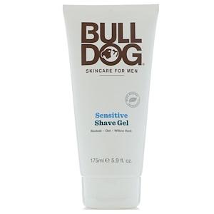 Булдог Скинкер фо Мэн, Sensitive Shave Gel, 5.9 fl oz (175 ml) отзывы