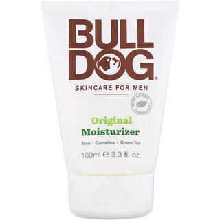 Bulldog Skincare For Men, Humectante original, 3.3 fl. Oz (100 ml)