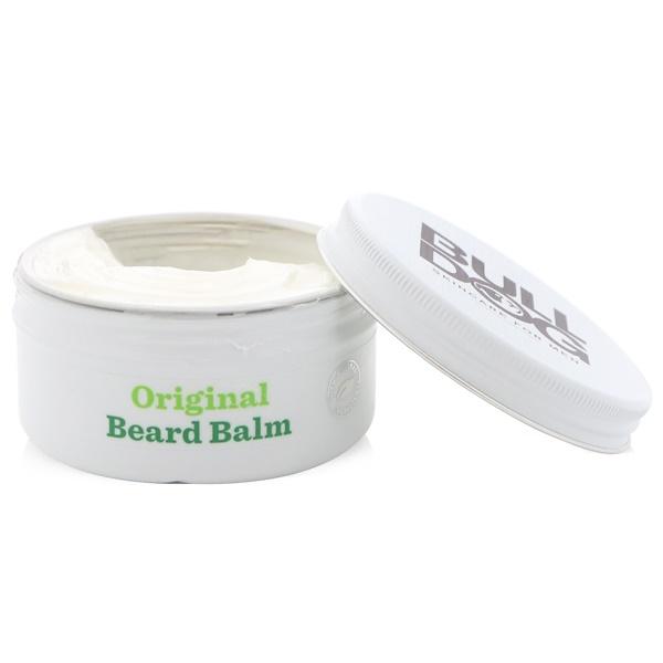 Bulldog Skincare For Men, Original Beard Balm, 2.5 fl oz (75 ml) (Discontinued Item)