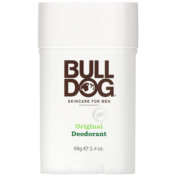 Bulldog Skincare For Men, Deodorant, Original , 2.4 oz (68 g)