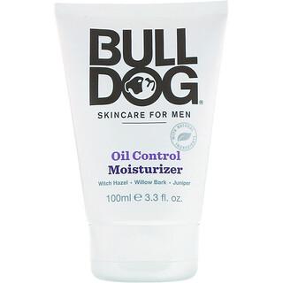 Bulldog Skincare For Men, Oil Control Moisturizer, 3.3 fl oz (100 ml)