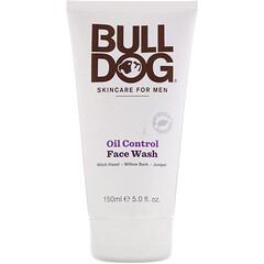 Bulldog Skincare For Men, 控油洗面乳,5 液量盎司(150 毫升)