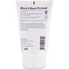 Bulldog Skincare For Men, 控油面部磨砂,4.2 液量盎司(125 毫升)