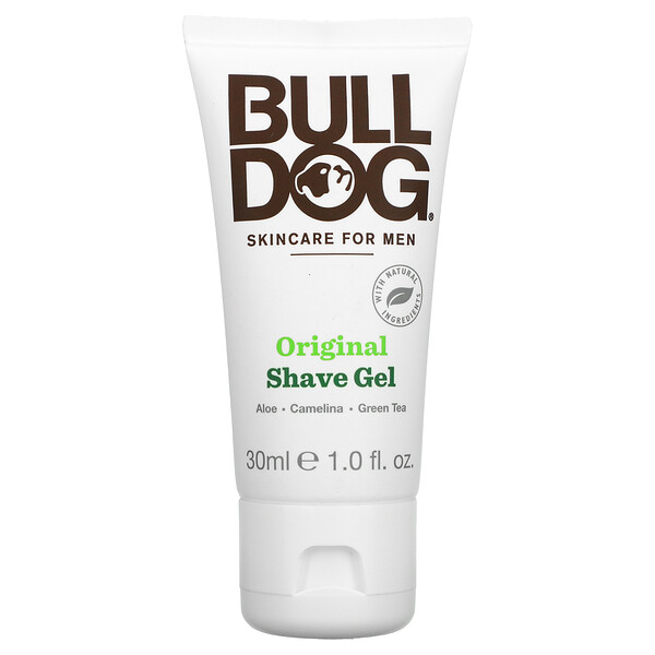 Original Shave Gel, 1.0 fl oz (30 ml)