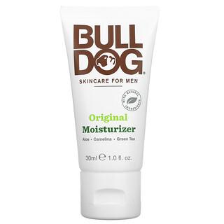 Bulldog Skincare For Men, Original Moisturizer, 1.0 fl oz (30 ml)