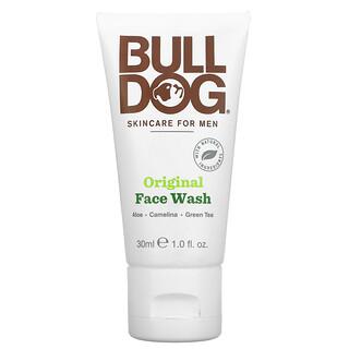Bulldog Skincare For Men, Original Face Wash, 1.0 fl oz (30 ml)