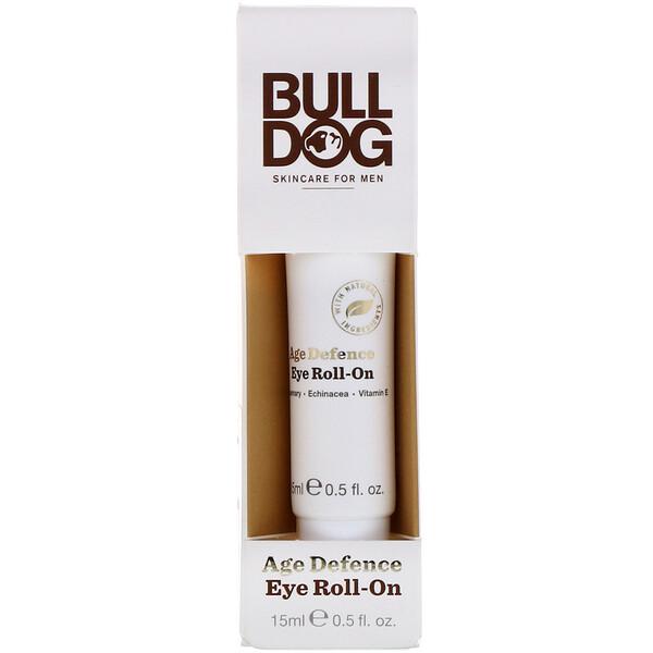 品牌從A - ZBulldog Skincare For Men類別沐浴露及個人護理男士護理Facial Care:Bulldog Skincare For Men, 防衰老眼圈修正筆,0、5液體盎司(15毫升)