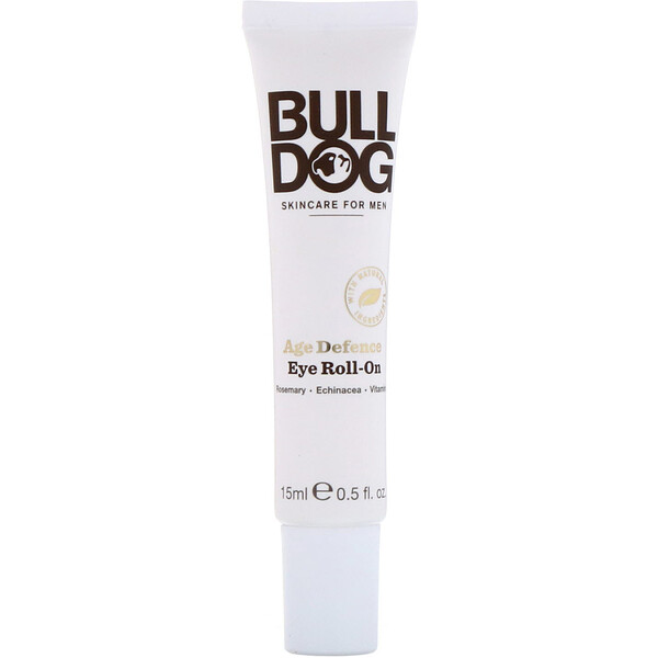 Bulldog Skincare For Men, Contorno de ojos antiedad a bolilla, 15 ml (0,5 oz. liq.)